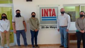 25 de Mayo: buscan mayor eficiencia para el sistema de riego