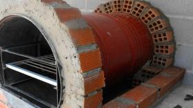 Cómo transformar un tacho de lata de 200 litros en un horno agroecológico