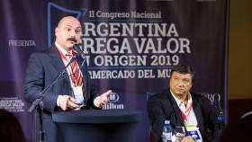 Gustavo Maron - Representante Legal de FeArCA - Congreso II Edición