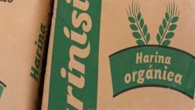 Fiscalizan la primera producción de harina de trigo orgánica del país