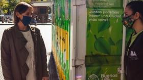 Llevá tus residuos orgánicos a los Puntos Verdes