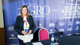 Ángela Orlando - Presidenta de ASAGA - Congreso II Edición