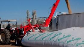Secretos del embolsado de granos