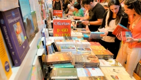 La Feria del Libro, festival de lectura