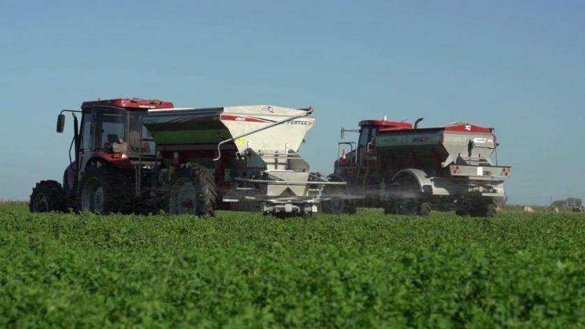 Una buena nutrición es clave para potenciar los rendimientos de los cultivos