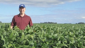 Estados Unidos: extensionista de Kentucky comparte experiencias con cultivos de servicios en siembra directa