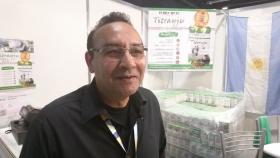 """Juan Carlos Domínguez: """"Cuidamos todos los procesos de producción y comercialización para que los resultados sean positivos económica y ambientalmente"""""""