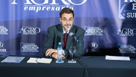 Martín Díaz Zorita - Desarrollo de soluciones aplicadas sobre semillas, Bayer Crop Science - Congreso II Edición