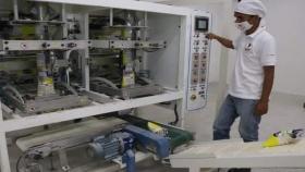 Con tecnología hecha en Venezuela la planta procesadora de cereales Molinos de Sur América produce 500 TON de alimentos para los CLAP