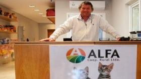 La Cooperativa Rural Alfa inauguró su nueva veterinaria