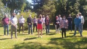 Tornquist participó del encuentro 'Turismo Rural del sudoeste bonaerense'