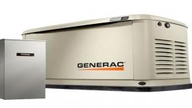 Generac Guardian 17