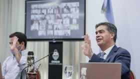 Capitanich trabaja en una agenda de exportaciones con Brasil, Paraguay y Chile