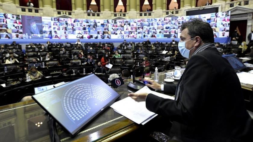 La agenda del agro en Diputados