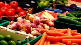 Afirman que supermercados duplican precios de verduras sugeridos por el Mercado Central