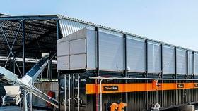 Manejo de aves: Innovación de Big Dutchman para el aprovechamiento rápido y completamente automático de residuos