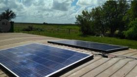 Energía móvil: ¿Cuánto cuesta poner paneles solares en una casilla de cosecha y para qué sirven?