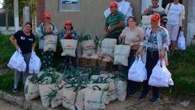 Agricultores familiares incorporan sus productos a la Canasta Alimentar