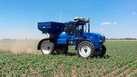 Aseguran que la mitad de la producción mundial de alimentos se debe a los fertilizantes
