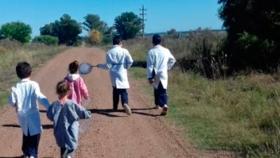 Vuelta a clases: advierten las dificultades para acceder a Internet en escuelas rurales