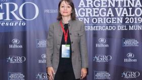 Fabiana Menna - Presidenta de la Fundación Gran Chaco - Congreso II Edición
