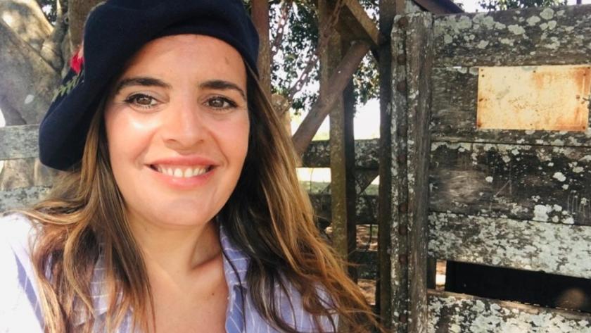 """Guadalupe Vivanco: """"Si nos sacan el pie de encima, no solo podríamos transformar al país en el granero sino en el supermercado del mundo"""""""