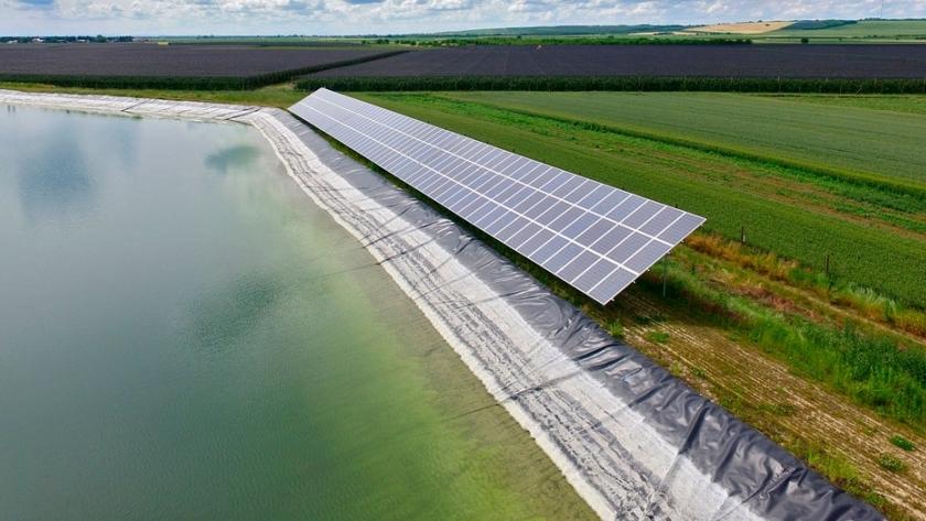 Bombas solares: una opción sustentable en el campo