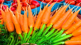 Zanahorias, tomates y té verde podrían revertir síntomas del Alzheimer