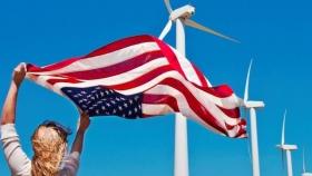 La energía eólica encabeza la transición energética de Estados Unidos
