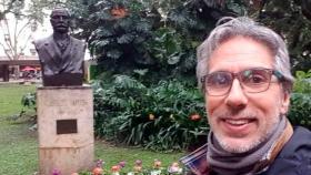 La nueva vida de Juan Miceli, de periodista a paisajista de famosos
