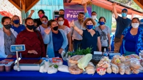 La ministra de Agricultura Familiar valoró el 2020 como ?positivo en cuanto a cercanía, entrega de insumos y capacitaciones los productores