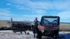 Jubilación de trabajador rural: experiencia patagónica