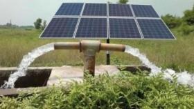 Proveerán bombas solares para productores agropecuarios