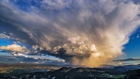 España, territorio de experimentos de la siembra de nubes