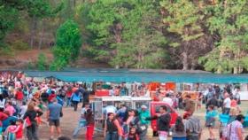 Epuyén y un encuentro de artesanos que crece cada año