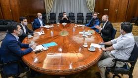 Los ministerios de Economía y Ambiente establecen una mesa de trabajo permanente sobre energía y medio ambiente