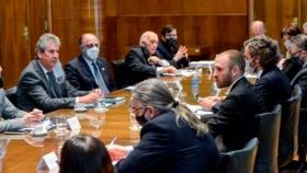 El Gobierno y el Consejo Agroindustrial acordaron plan de impulso productivo