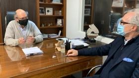 Ministerio de Industria y CEM acuerdan agenda de trabajo postpandemia