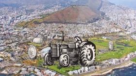 Sudáfrica: la puerta de entrada a la maquinaria agricola argentinas a 54 países