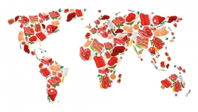 Carne en alza: los precios suben a nivel mundial por octavo mes consecutivo