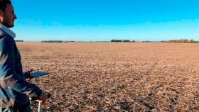 Productores ahorraron hasta US$ 40 por hectárea con agricultura de precisión en 9 de Julio