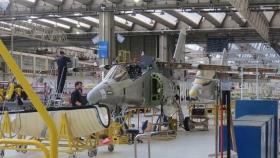 Fadea: la fábrica de aviones que espera superar la crisis exportando