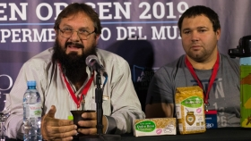 Jorge Miguel Butiuk - Presidente de la Federación Agraria de Misiones - Congreso II Edición