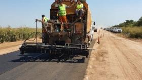 Mejoramiento de Caminos Rurales: 300 kilómetros en obras, por $ 2.400 millones
