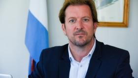"""Facundo López Raggi: """"Siempre se apunta a los productos de Neuquén como productos de calidad, ese es nuestro diferencial"""""""