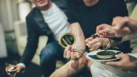 El caviar europeo que llegó a la Argentina