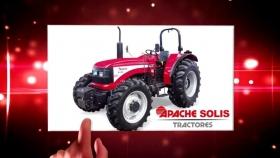 Lanzamiento: los nuevos tractores de Apache