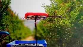Kubota apuesta por los drones autónomos para la recolección de frutas