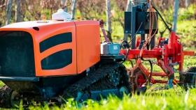 Láser para eliminar malas hierbas de los cultivos