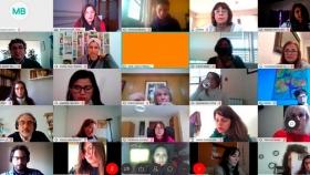 Mesa de mujeres rurales de la Provincia